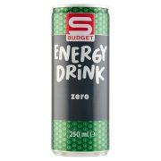 S-BUDGET ENERGIAIT.ZERO 250ML