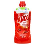 ČISTILO AJAX RED FLOWERS 1L